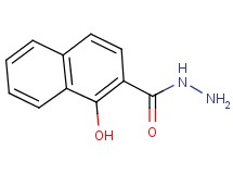 1-hydroxy-2-naphthohydrazide