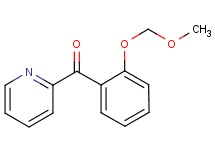 [2-(methoxymethoxy)phenyl](pyridin-2-yl)methanone