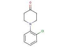 1-(2-chlorophenyl)piperidin-4-one