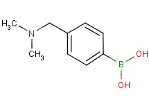 {4-[(dimethylamino)methyl]phenyl}boronic acid