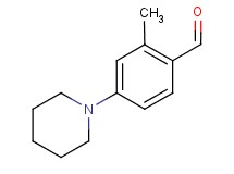 2-methyl-4-piperidin-1-ylbenzaldehyde
