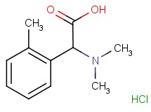 (dimethylamino)(2-methylphenyl)acetic acid hydrochloride
