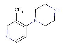 1-(3-methylpyridin-4-yl)piperazine