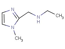 N-[(1-methyl-1H-imidazol-2-yl)methyl]ethanamine