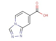 [1,2,4]triazolo[4,3-a]pyridine-7-carboxylic acid