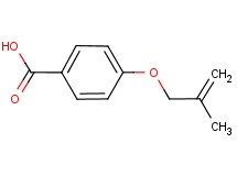 4-[(2-methylprop-2-en-1-yl)oxy]benzoic acid