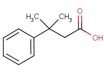 3-methyl-3-phenylbutanoic acid