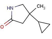 4 Cyclopropyl Methyl 2 Pyrrolidinone