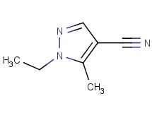 1-ethyl-5-methyl-1H-pyrazole-4-carbonitrile