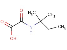 [(1,1-dimethylpropyl)amino](oxo)acetic acid