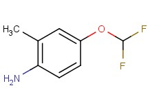 4-(difluoromethoxy)-2-methylaniline