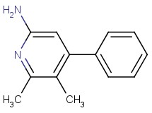 5,6-dimethyl-4-phenyl-2-pyridinamine