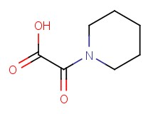 oxo(1-piperidinyl)acetic acid