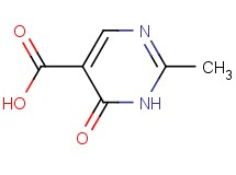 2-methyl-6-oxo-1,6-dihydro-5-pyrimidinecarboxylic acid
