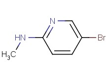 5-bromo-N-methyl-2-pyridinamine