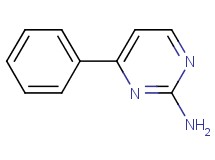 4-phenyl-2-pyrimidinamine