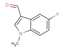 5-fluoro-1-methyl-1H-indole-3-carbaldehyde