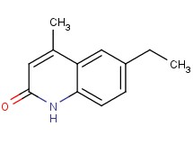 6-ethyl-4-methyl-2(1H)-quinolinone