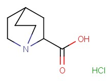 quinuclidine-2-carboxylic acid hydrochloride