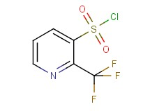 2-(trifluoromethyl)-3-pyridinesulfonyl chloride