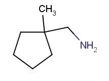 1-(1-methylcyclopentyl)methanamine