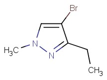 4-bromo-3-ethyl-1-methyl-1H-pyrazole