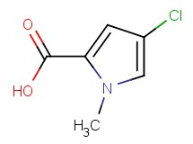 4-chloro-1-methyl-1H-pyrrole-2-carboxylic acid