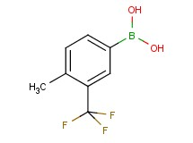 [4-methyl-3-(trifluoromethyl)phenyl]boronic acid