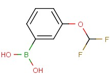 [3-(difluoromethoxy)phenyl]boronic acid