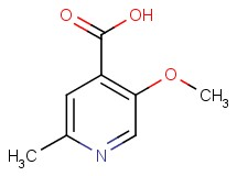 5-methoxy-2-methylisonicotinic acid