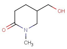 5-(hydroxymethyl)-1-methyl-2-piperidinone