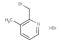 2-(bromomethyl)-3-methylpyridine hydrobromide