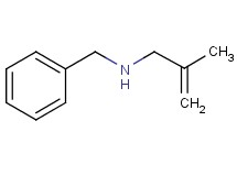 N-benzyl-2-methyl-2-propen-1-amine