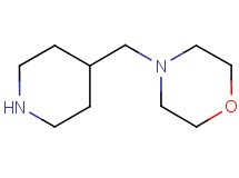 4-(piperidin-4-ylmethyl)morpholine