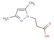 3-(3,5-dimethyl-1H-pyrazol-1-yl)propanoic acid