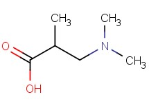 3-(dimethylamino)-2-methylpropanoic acid