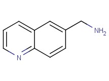 (quinolin-6-ylmethyl)amine