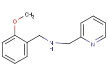 (2-methoxybenzyl)(pyridin-2-ylmethyl)amine