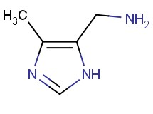 1-(4-methyl-1H-imidazol-5-yl)methanamine