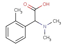 (dimethylamino)(2-methylphenyl)acetic acid