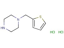 1-(2-thienylmethyl)piperazine dihydrochloride