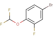 4-bromo-1-(difluoromethoxy)-2-fluorobenzene