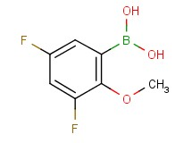 (3,5-difluoro-2-methoxyphenyl)boronic acid