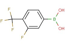 [3-fluoro-4-(trifluoromethyl)phenyl]boronic acid