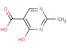 4-hydroxy-2-methyl-5-pyrimidinecarboxylic acid