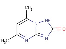 5,7-dimethyl[1,2,4]triazolo[1,5-a]pyrimidin-2(1H)-one