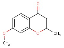 7-methoxy-2-methyl-2,3-dihydro-4H-chromen-4-one