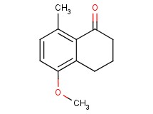 5-methoxy-8-methyl-3,4-dihydro-1(2H)-naphthalenone