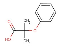 2-methyl-2-phenoxypropanoic acid