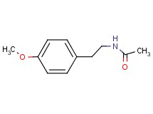 N-[2-(4-methoxyphenyl)ethyl]acetamide